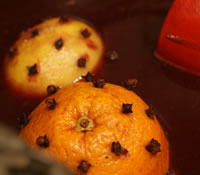 Image of mulled wine.