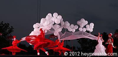 Bride''s Balloon Party