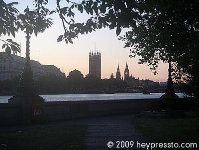 Big Ben from Vauxhall