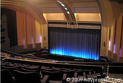Odeon Cinema Auditorium