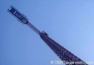 Crane at Vauxhall 2