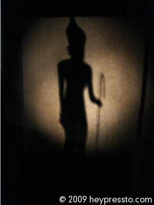 Egyptian Shadow