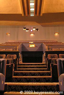 Odeon Cinema Upper Auditorium