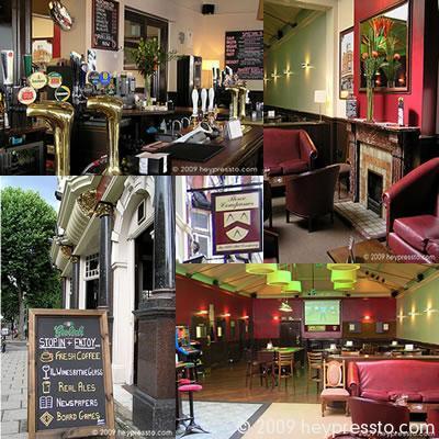Pub Collage